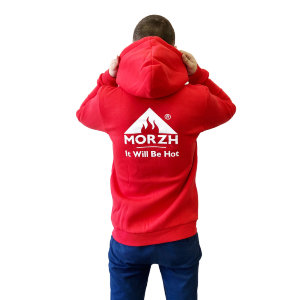 INSULATED SWEATSHIRT MORZH
